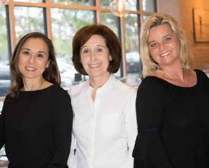 Chari Karinshak, Yvette Grist and Franne Schwarb: Epitomizing the Integrity, Hard Work and Dedication to Create Relationships