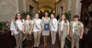 A Chat with Leading Lady Gov. Nikki Haley