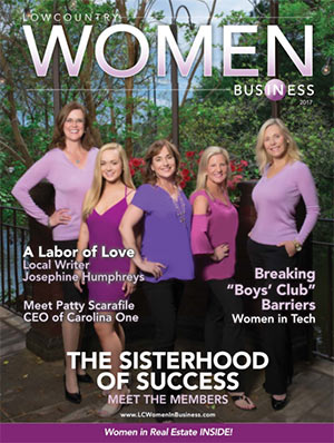 Lowcountry Women in Business 2017 Cover