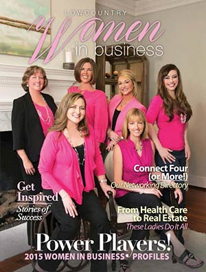 Lowcountry Women in Business 2015 Cover