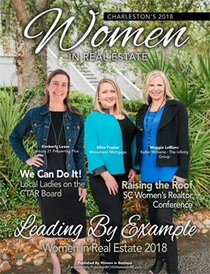 Charleston Women in Real Estate 2018 Cover