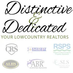 Distinctive & Dedicated: Your Lowcountry Realtors