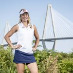 Lexi Thompson in Charleston, South Carolina, USA on 17 May, 2019.