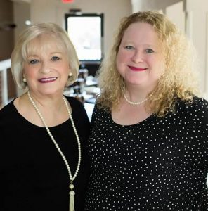Sharon Campbell and Darla Miller of Backyard Retreats