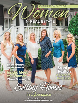 Charleston Women in Real Estate 2020-21 Cover