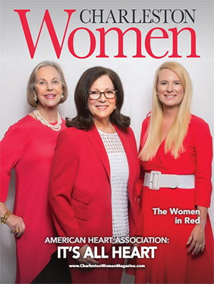 Charleston Women, Heart cover, Summer 2020