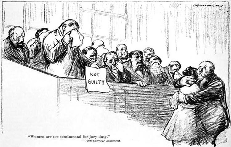 South Carolina did not allow women to serve on juries in state courts until 1969.