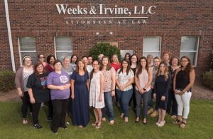 Behind Every Great Firm are Great Women: Weeks & Irvine, LLC