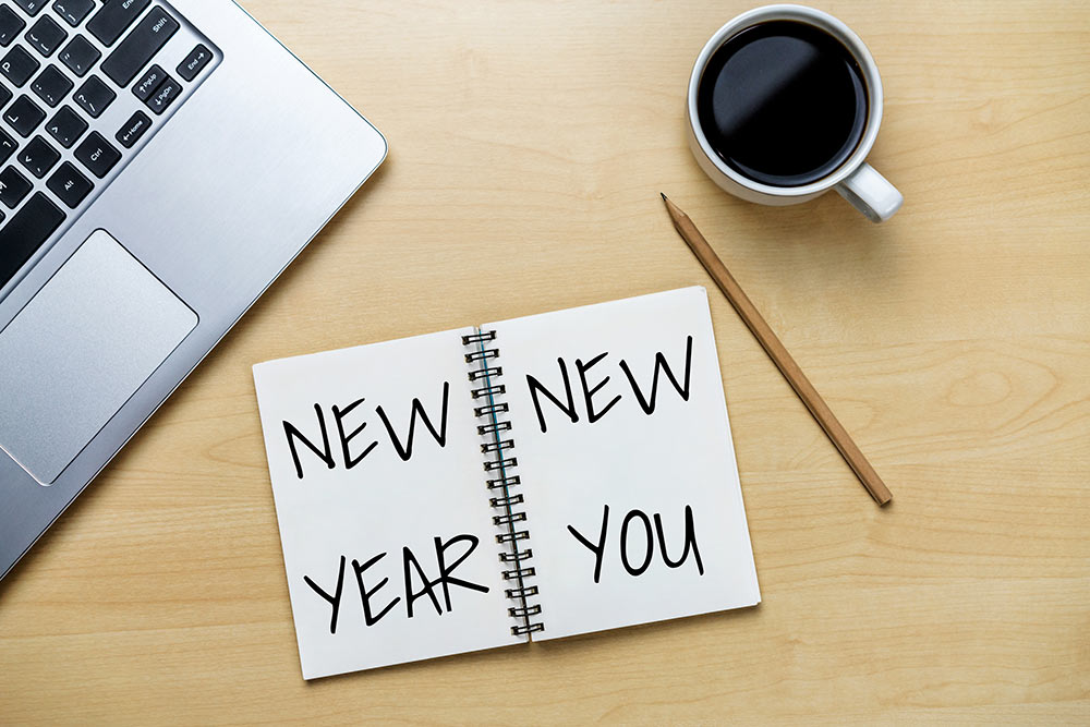 New Year, New You in 2021!