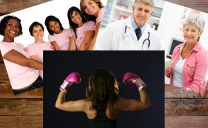 The Battle Against Breast Cancer: Four Uplifting Stories