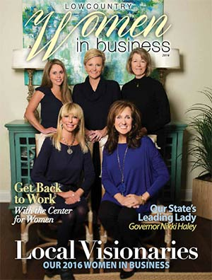 Lowcountry Women in Business 2016 Cover