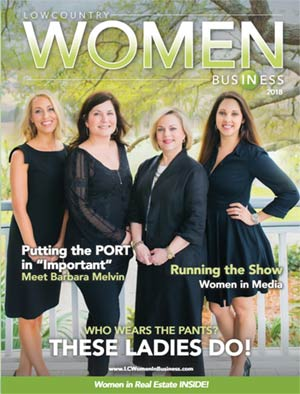 Lowcountry Women in Business 2018 Cover