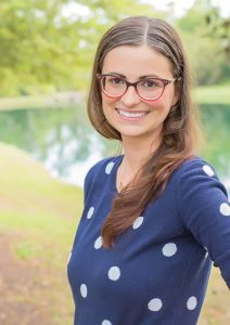 Dr. Emily Curry of Sweetgrass Eyecare