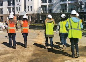 Laying a Foundation for Growth: Local Women in Construction Lead the Way for More Women to Enter the Field